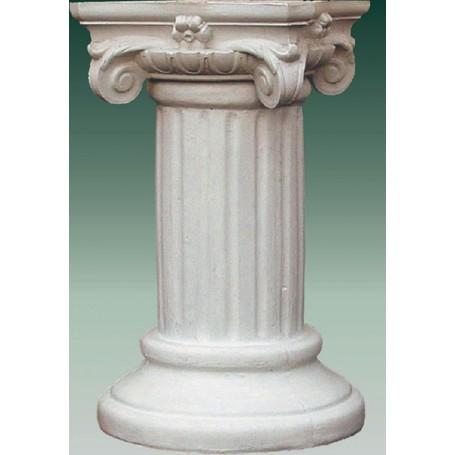 Pillar h 70 cm, O 24 cm, w 70 kg