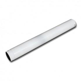 cijev dimna emajl bijela fi 120 / 1m