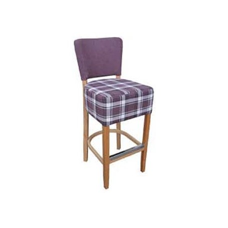 Drvena stolica Pub B