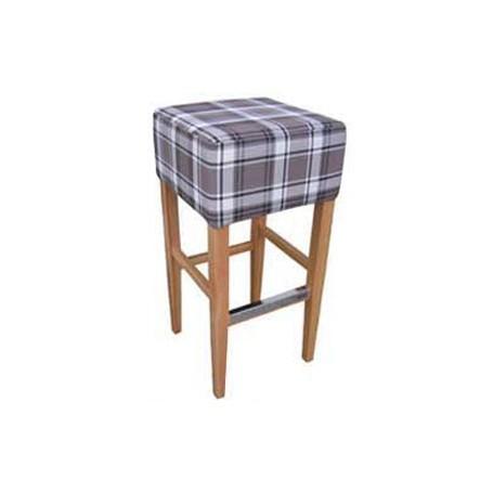 Drvena stolica Pub L