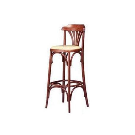 Drvena stolica Bistro B1