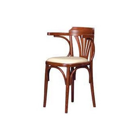 Drvena stolica Bistro 2