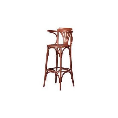 Drvena stolica Bistro B2