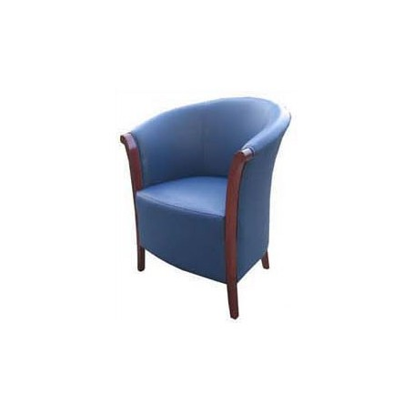 Drvena stolica Lounge