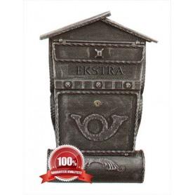 Poštanski sandučić sa ugraviranim prezimenom