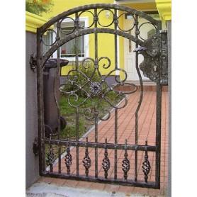 Kovana ograda-pješački ulaz Olimpia