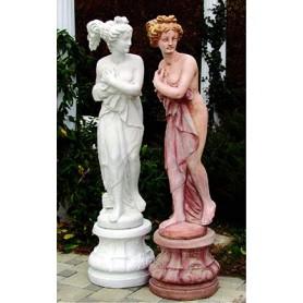 Statua (Paula od Canove) v 130 cm, t 120 kg