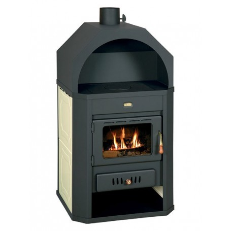 Prity W17 kaminska peć za centralno grijanje