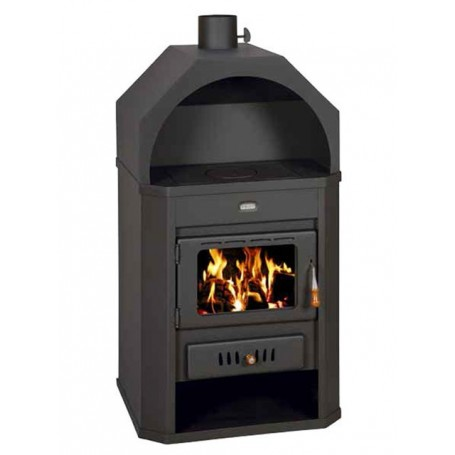 Prity fireplace