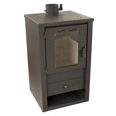 Fireplace Stilmetal SMH 10kW
