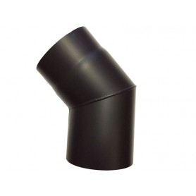 Dimovodno koljeno 2mm 45° dvodjelno fi120