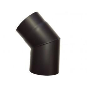 Dimovodno koljeno 2mm 45° dvodjelno fi180