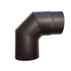 Dimovodno koljeno 2mm 90° trodjelno fi130