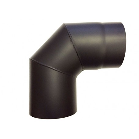 Dimovodno koljeno 2mm 90° trodjelno fi160