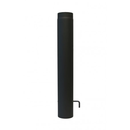 Dimovodna cijev 2mm sa L zasunom 1000 mm fi120