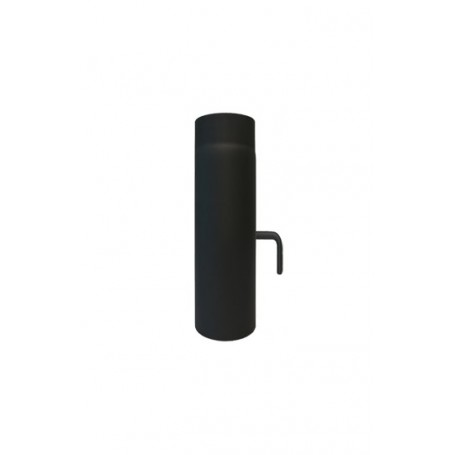 Dimovodna cijev 2mm sa L zasunom 250 mm fi180