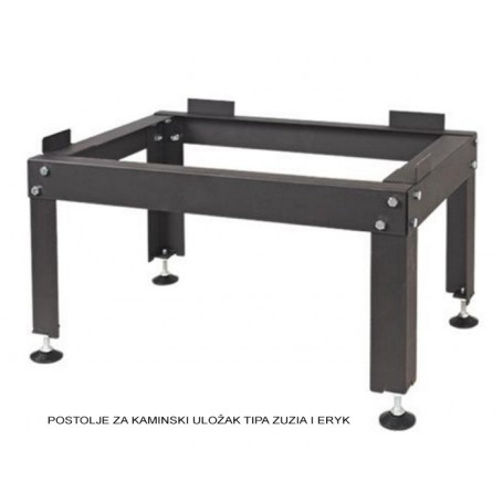 Stand for fireplace insert type Zuzia and Eryk