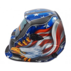 Welding mask Weld Vision usa eagle