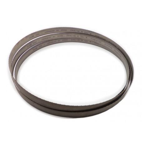 Honsberg saw blade for metal 2450x27x0,9 mm