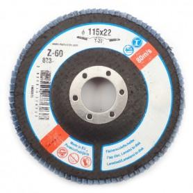 Lamelni brusni disk LBD 115X22 Z60