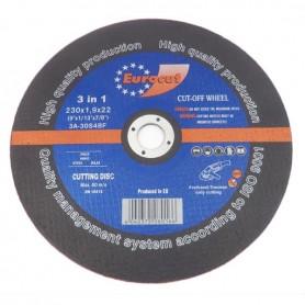 Cut-off wheel for metal 230X1,9 Eurocut