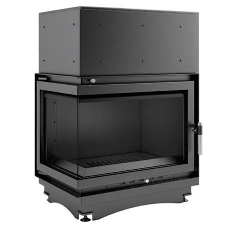 Zuzia 15 kW-PW/BL/15/BS/W-kamin za centralno grijanje
