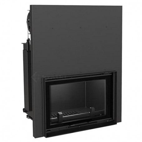 Oliwia 22 kW-PW/G/W - fireplace for central heating on solid fuel