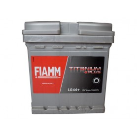 12V-44 Ah D plus Fiamm Titanium plus battery