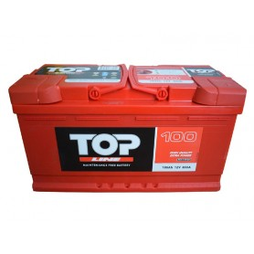 12V-100 Ah D plus Top Line battery