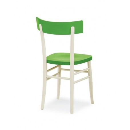 Bicolour Chairs