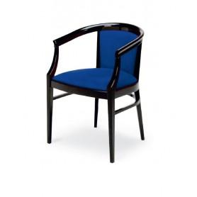 064 Semi-armchairs