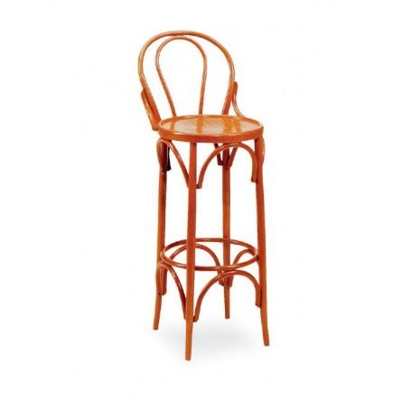 01CR/SG Bar stools thonet