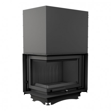 Maja 12-L/BS/G built-in fireplace