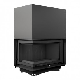 Oliwia 18-L/BS/G built-in fireplace