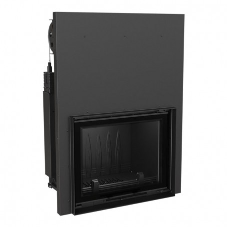 Amelia 25-G built-in fireplace