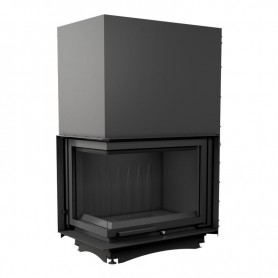 Amelia 25-L/BS/G built-in fireplace