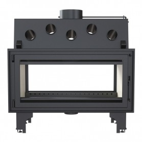 Mila 16-T built-in fireplace
