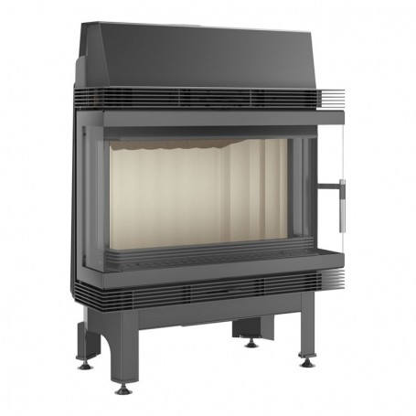 Blanka 670/570 12-LP/BS built-in fireplace