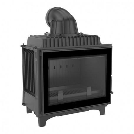 Franek 12 built-in fireplace