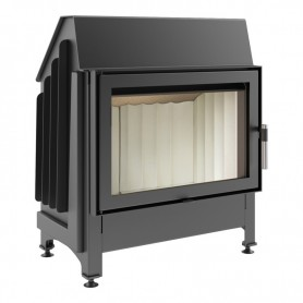 Zibi 12 built-in fireplace