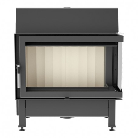 Zibi 12-P/BS built-in fireplace