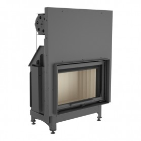 Zibi 12-G built-in fireplace