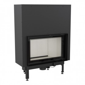 Nadia 12-G built-in fireplace