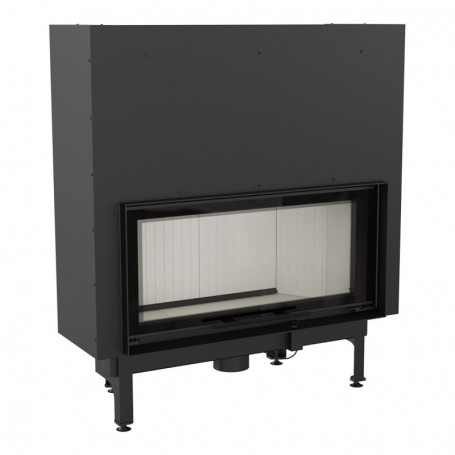 Nadia 14-G built-in fireplace