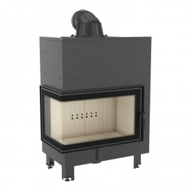 MBM 15 L/BS built-in fireplace