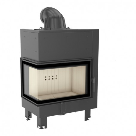 MBM 10-L/BS built-in fireplace