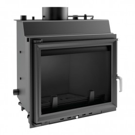 Eryk 10 kW-PW/10/W-fireplace for central heating