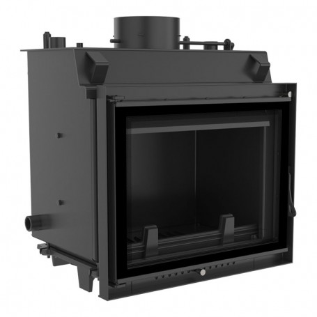 Maja 12 kW-PW/12/W/DECO-kamin za centralno grijanje