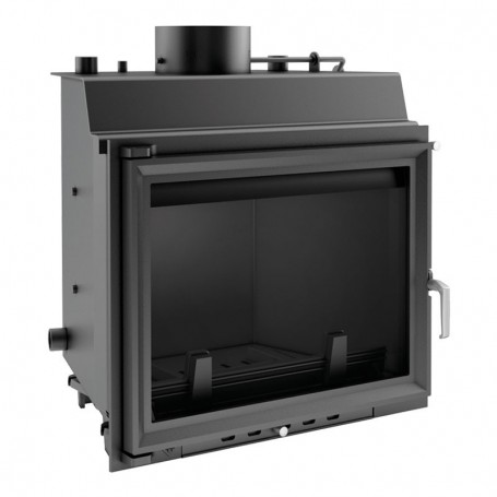 Wiktor 12 kW-PW/12/W-fireplace for central heating
