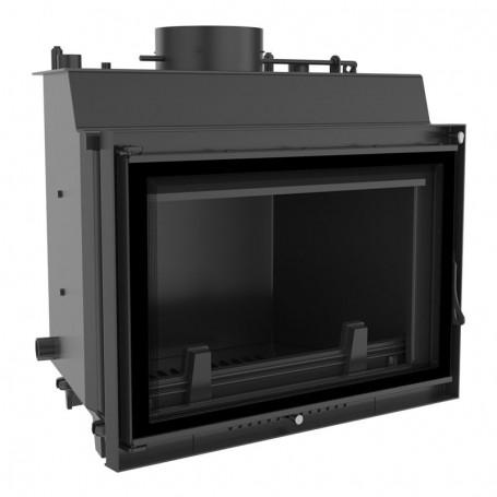 Wiktor 12 kW-PW/12/W/DECO-kamin za centralno grijanje